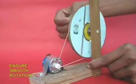 آموزش ساخت ژنراتور کوچک