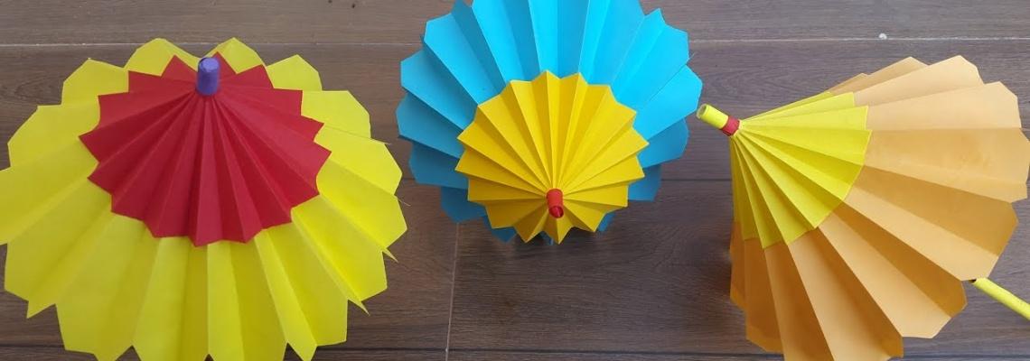 چتر آموزش کاردستی