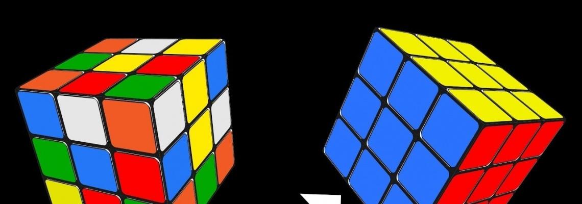 آموزش مکعب روبیک How to Solve a 3x3 Rubik's Cube