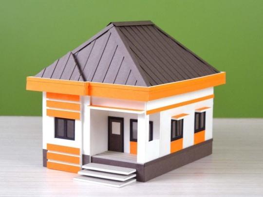 آموزش ساخت ماکت خانه با فوم برد