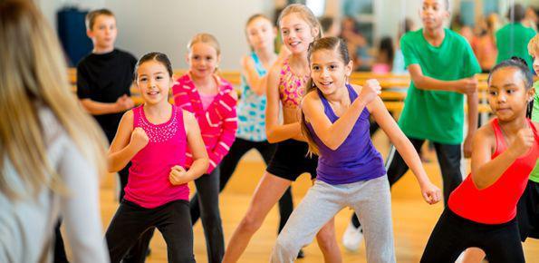 هوش جنبشی بدنی در کودکان