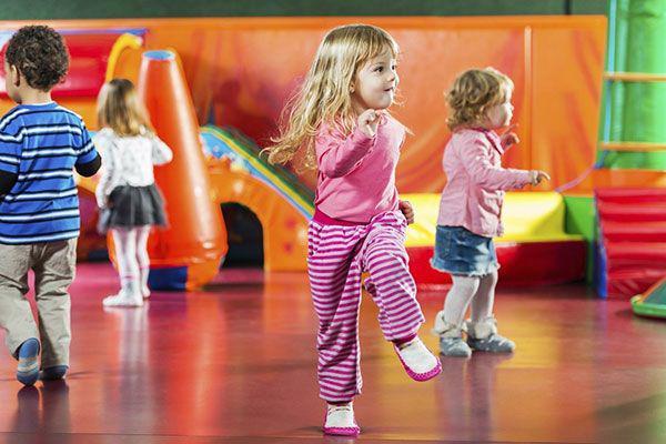 تحرک و فعالیت کودکان