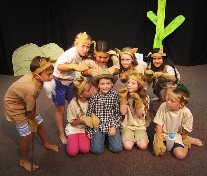 گروه تئاتر مدرسه