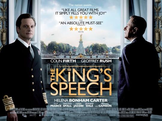 فیلم سخنرانی پادشاه