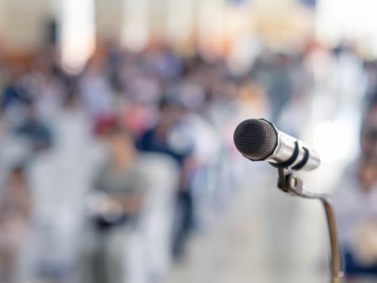 قدرت صحبت کردن - سخنرانی TED