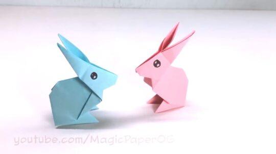 آموزش ساخت حیوانات کاغذی
